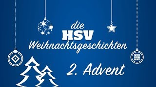 2. Advent | Die HSV-Weihnachtsgeschichten | Basteln mit Jan Gyamerah und Lukas Hinterseer