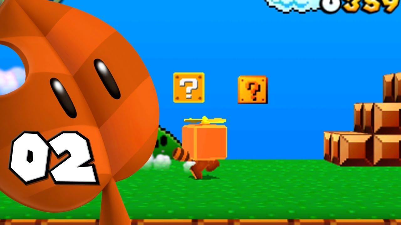 Super Mario 3D Land - Part 2   Tanooki Goombas!