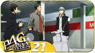 Persona 4 Golden (PSV, Let's Play) | Motorcycle Licence | Part 21