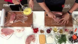 Новое кулинарное шоу Владимира Павлова «Сделай как я» с Андреем Позняковым