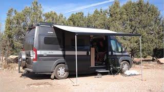 Getting an Oil Change for the Van   Camper Van Life S1:E27