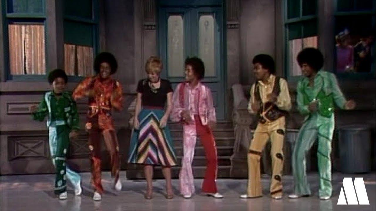 Download The Jackson 5 - Body Language [Carol Burnett Show - 1976]