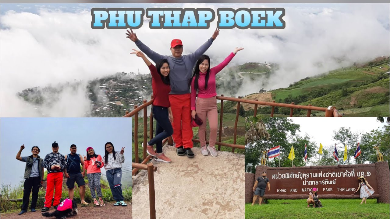 HOW WE SPEND OUR 3 DAYS TRIP AT PETCHABUN// MUST VISIT SEA OF CLOUDS