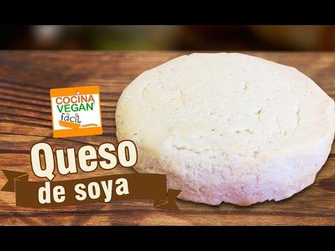 Queso de soya - Cocina Vegan Fácil.