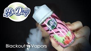 Honey Dew Strawberry by Hi Drip Eliquid Review
