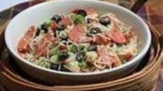 Cooking 101: Italian Pasta Salad