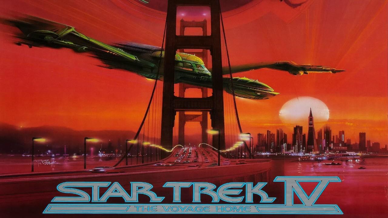 Star Trek ZurГјck In Die Gegenwart