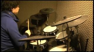 今井美樹さんの名曲ブギウギロンサムハイヒールのドラムをカバーしまし...