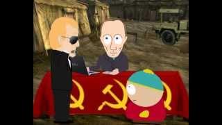 Южный Парк ДС - Путин и Картмен