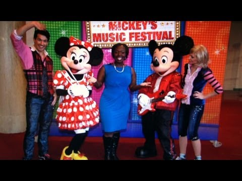 Mickey Mouse Rocks the Lyric Opera House