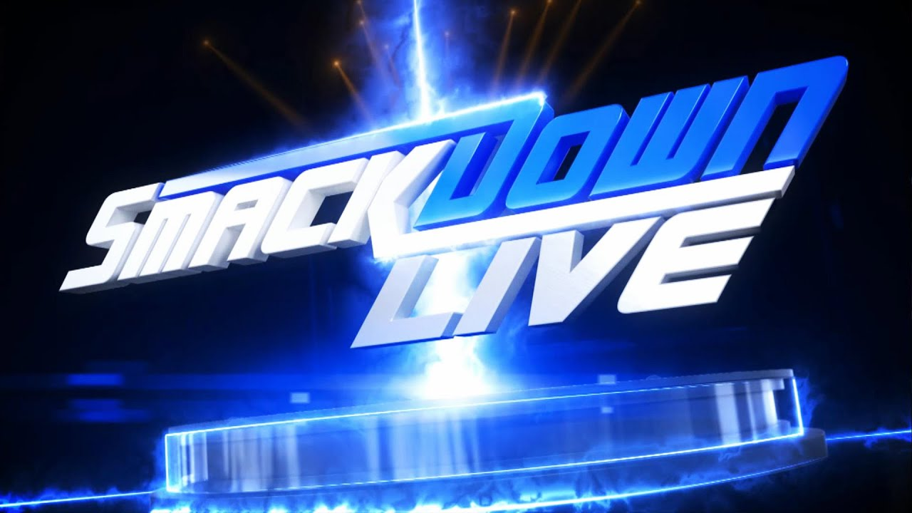 SmackDown's opening gets a facelift for the New Era: SmackDown Live, July 26, 2016 - YouTube