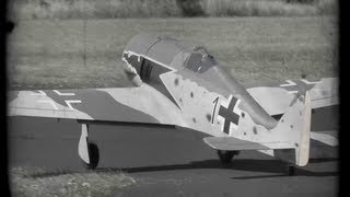 Top Flite Giant Scale Focke-Wulf Fw 190 Gas ARF
