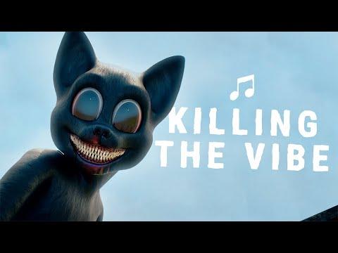 Cartoon Cat -