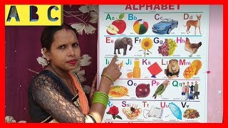Abcd Chart video | abcd phonics song abcd phonics song | a for apple b for ball