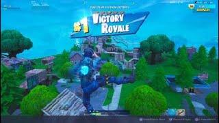 Fortnite geting a win in gun game