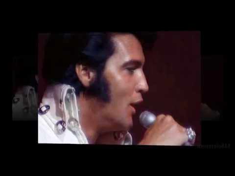 Elvis Presley - When The Snow Is On The Roses (  Live )