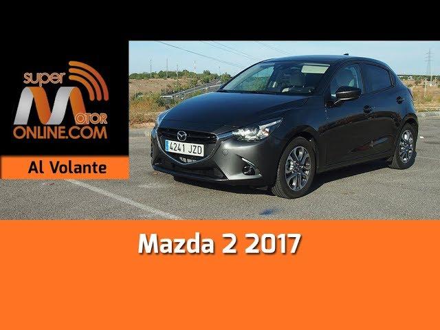 Mazda2 2017 / Al volante / Prueba dinámica / Review / Supermotoronline.com