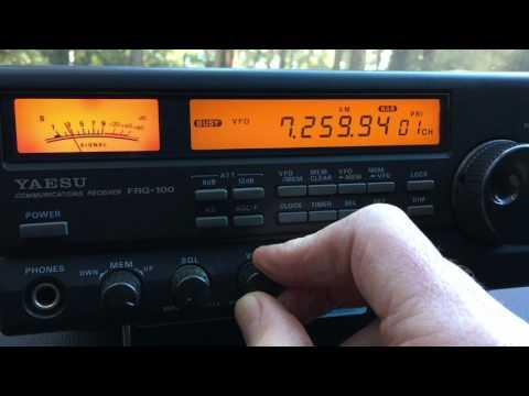 Radio Vanuatu - Winter Daytime Reception