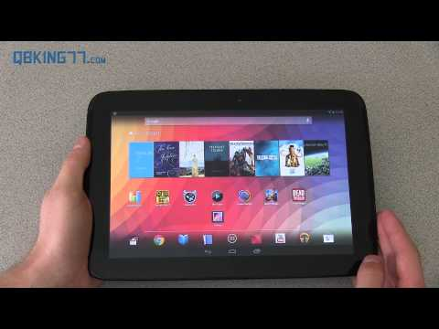 Google Nexus 10 Tablet Full Review