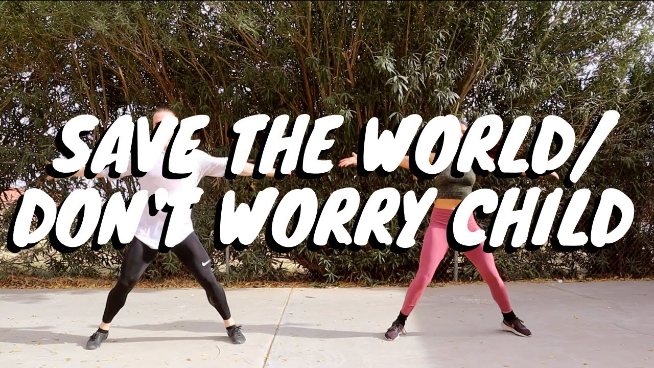 Save The World/Don't Worry Child | Pentatonix | Choreography by Lizz Picini