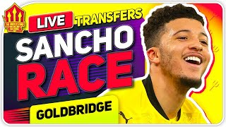 United's Sancho Chelsea Transfer Race! Man Utd News