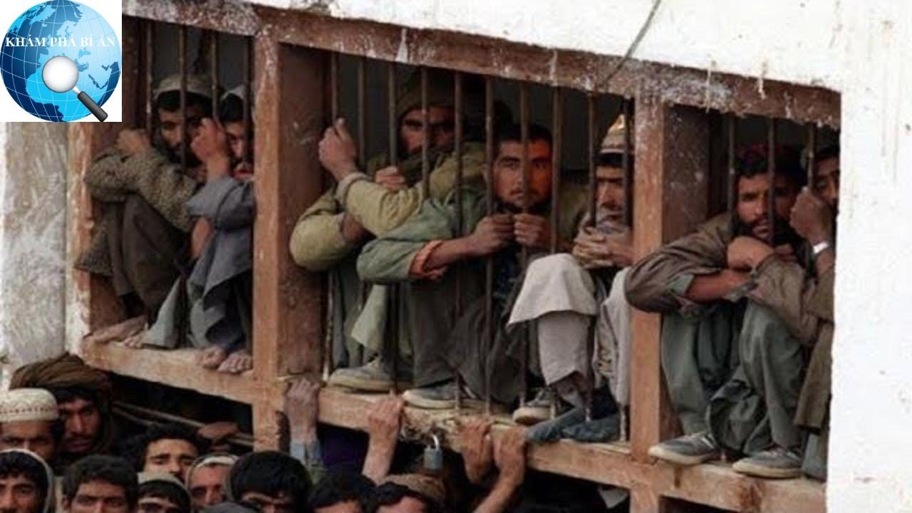 Top 10 nhà tù đáng sợ nhất thế giới, có nơi tù nhân xin được tử hình