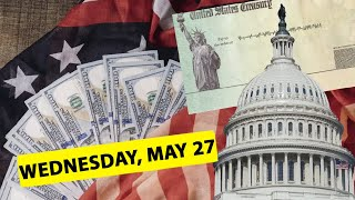 Second Stimulus Check Update: Giveaway & NEW Stimulus Checks Update! Wednesday, May 27th