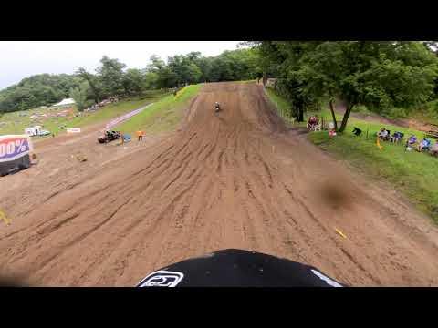 GoPro: Mitchell Falk - Qualifying Practice - 2019 Spring Creek National - Lucas Oil Pro Motocross