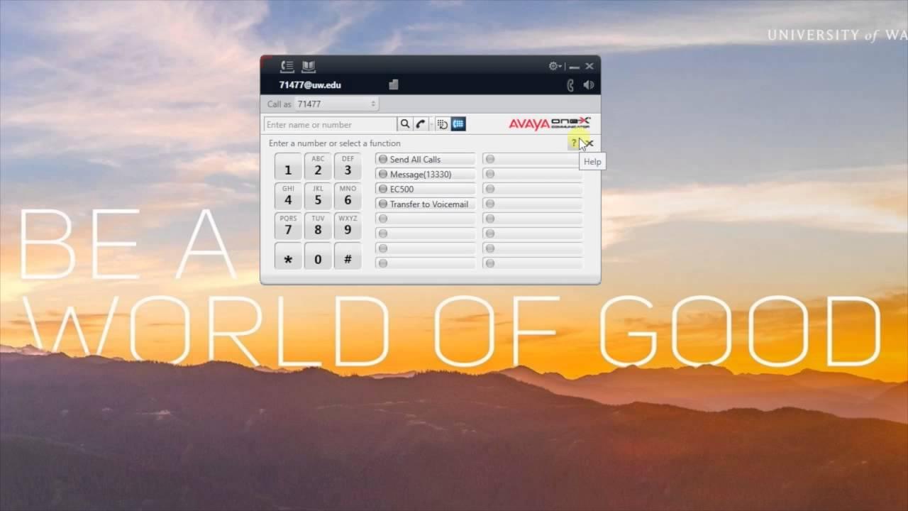 Avaya Equinox (Softphone) | IT Connect