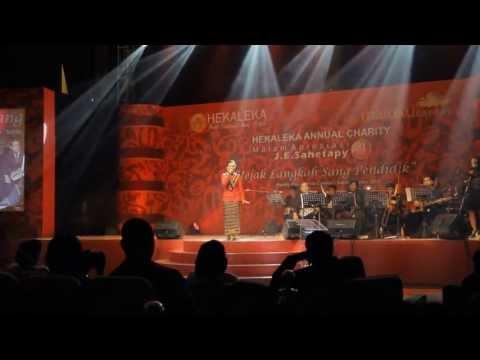 Waktu Dipangku Ibu - Ria Warna & Jimmy Manopo Band