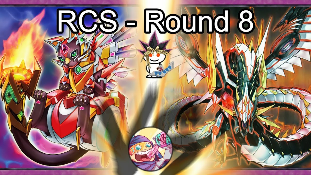 Yu-Gi-Oh! Reddit Championship Series #2 Round 8 - Salamangreat vs. Cyber Dragon