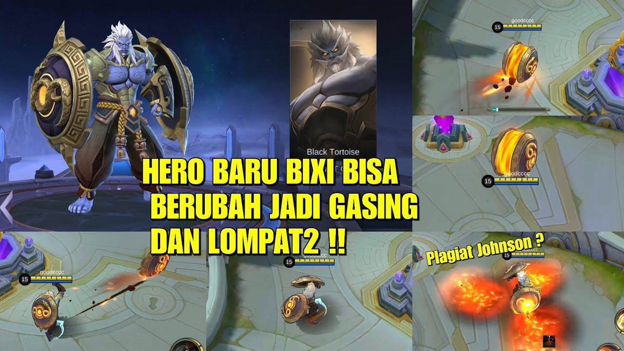 Bixi Hero Tank Anyar Di Game ESports Mobile Legends INDOSPORT