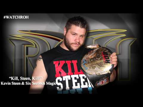 Kevin Steen Custom/Unused ROH Theme Song For 30 minutes - Kill, Steen, Kill!