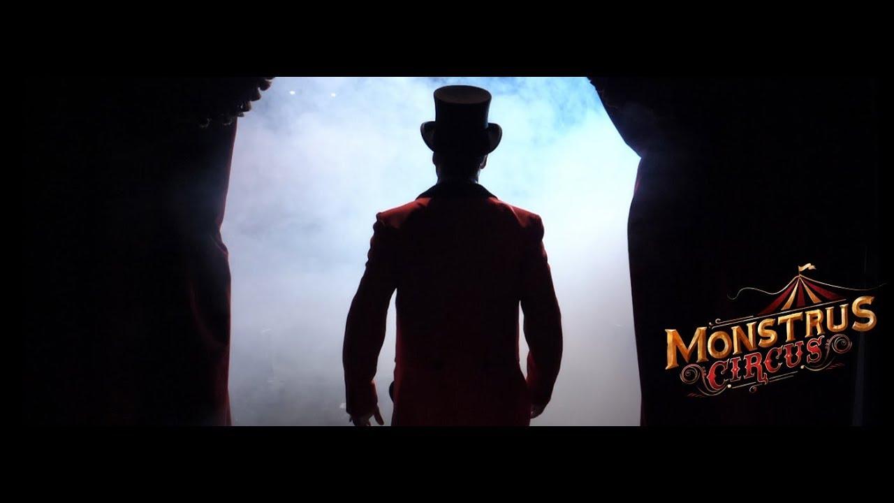 Teaser Monstrus Circus