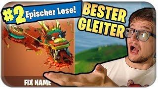 BEST GLEITER 🐲 KING DRACHEN Fortnite Skin German German