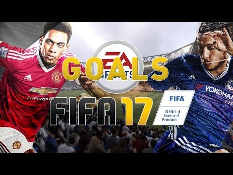 FIFA 17 BEST GOALS #1