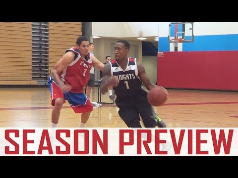 2015 Season Preview | SDCC Knights Mens Basketball