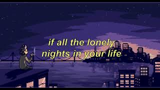 all the lonely nights in your life // cavetown + chloe moriond…