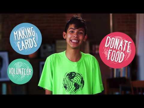 Learn how to be a Joy Maker from Xolo Maridueña!