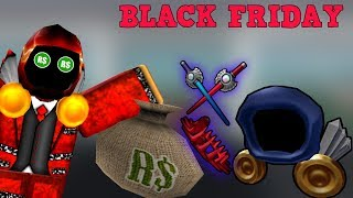 Je vous DONNE ROBUX FOR BLACK FRIDAY! (CONTEST!!)