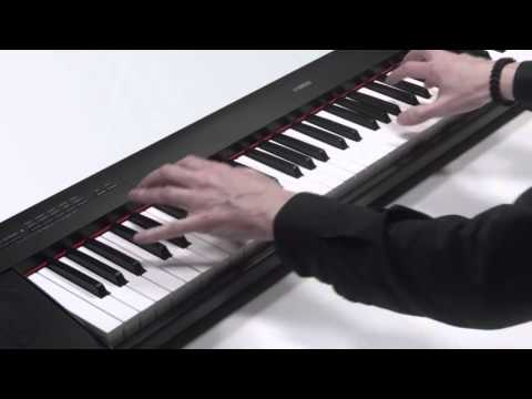 Introducing the Yamaha Piaggero NP-32 Keyboard