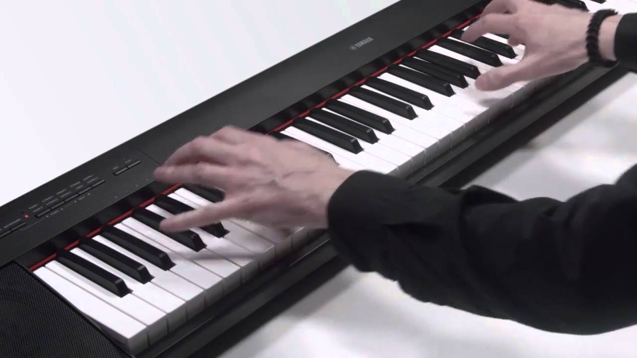 introducing the yamaha piaggero np 32 keyboard youtube. Black Bedroom Furniture Sets. Home Design Ideas