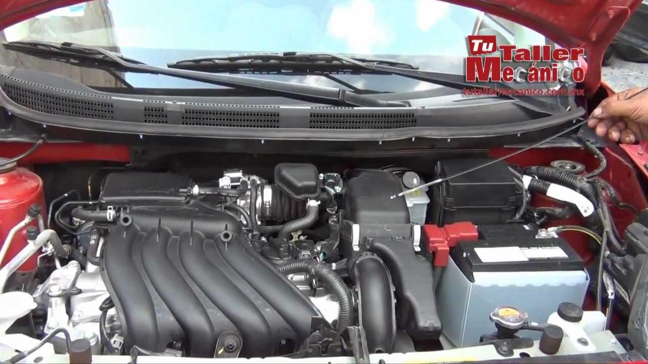 Seminario Inyecci 243 N Electr 243 Nica En Nissan March Youtube
