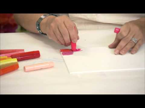 Dry Techniques with Gelatos:  Donna Downey Series