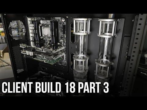 SC Build #18: Extreme Workstation: Part 3
