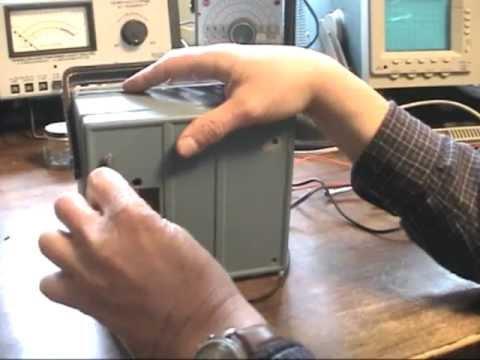 RCA WV-98C Senior VoltOhmyst woes