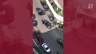 Balacera en Culiacán