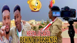 HEESTA LII CAATO || BEHIND THE SCENES .. wow
