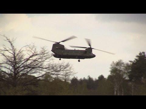 Kurzfilm: Auf der Flucht - Survival, Evasion, Resistance & Escape