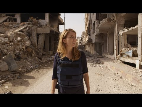 Holly Williams reflects on ISIS in Syria